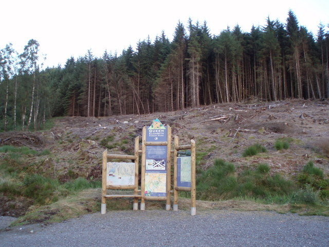 Queen Elizabeth Forest Park