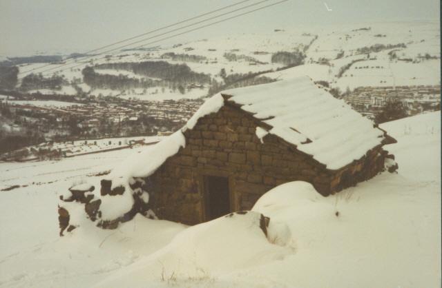 snowdrift, Hollin Hey