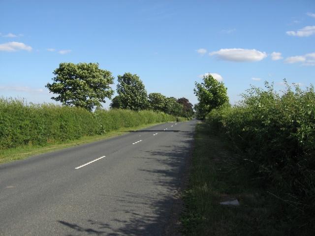 The Escrick to Skipwith Road