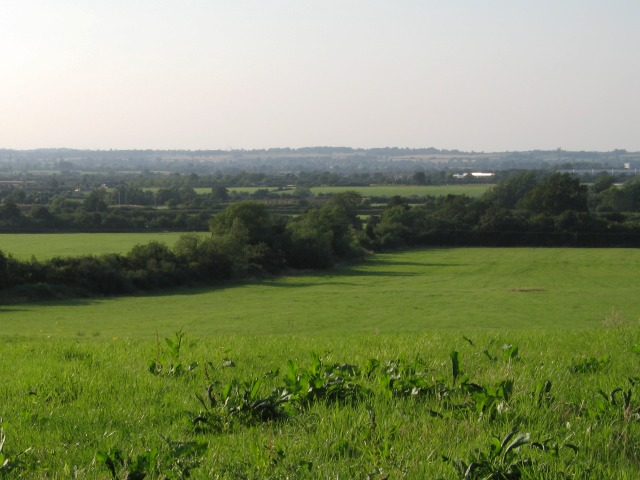 View from Great Hinton