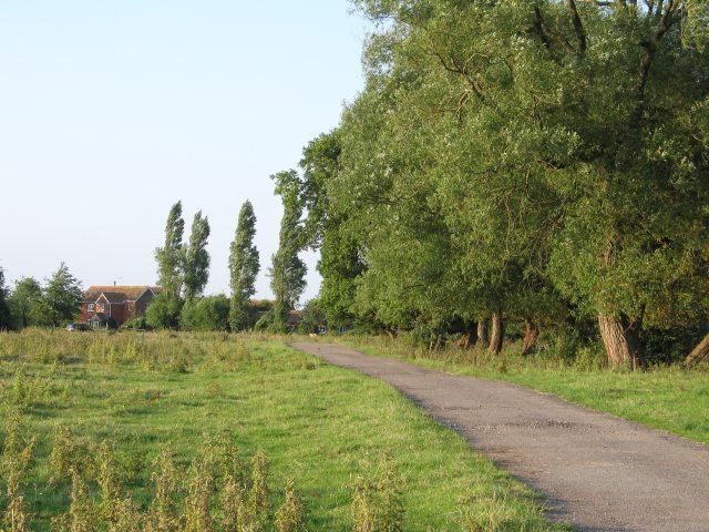 Bridleway at Ashton Mill Farm