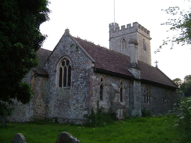 St Michael's church, Church Green, Farway