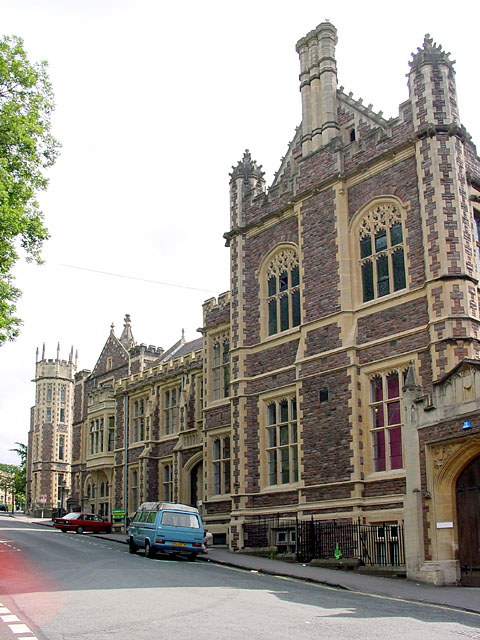 Geography Department, University of Bristol