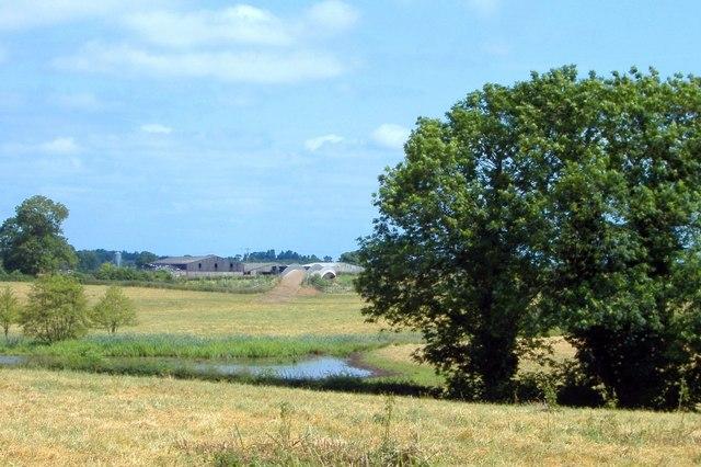 South Cheshire Way, Weston