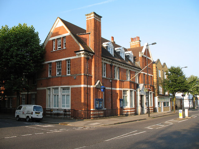 Muswell Hill Police Station
