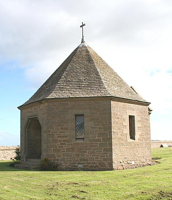 Chapel, St Ninian's Cemetery, Chapelford