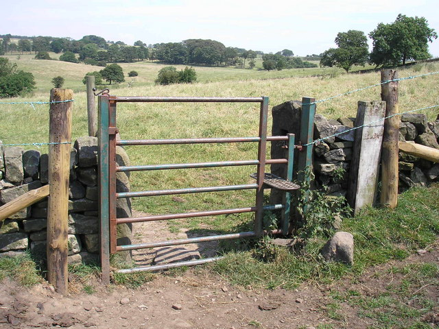 Is it a gate? Is it a stile?