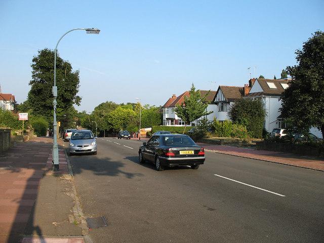 Creighton Avenue