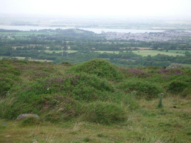 Hilltop near Rhosgadfan