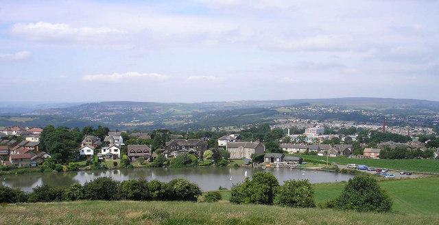 Larkfield Dam