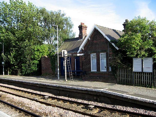 Wressle Station