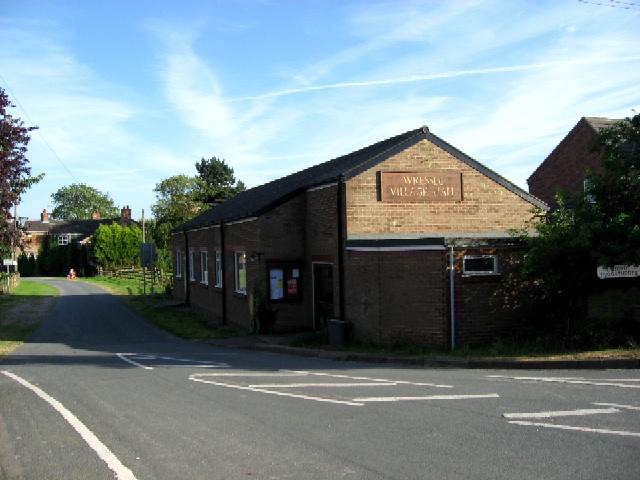 Wressle Village Hall