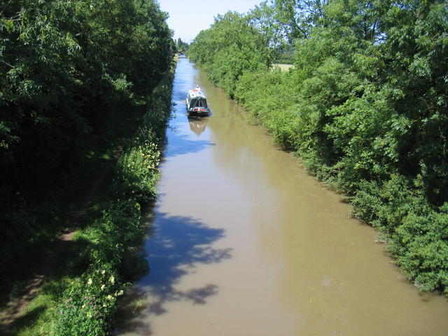 The Oxford Canal near Sowe Common