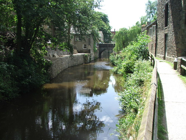 Leeds and Liverpool Canal branch at Skipton.