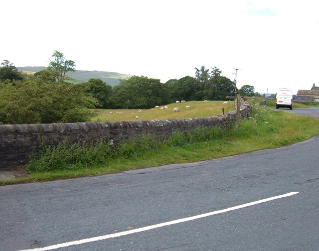 Straight Bridge, A683, Sedbergh