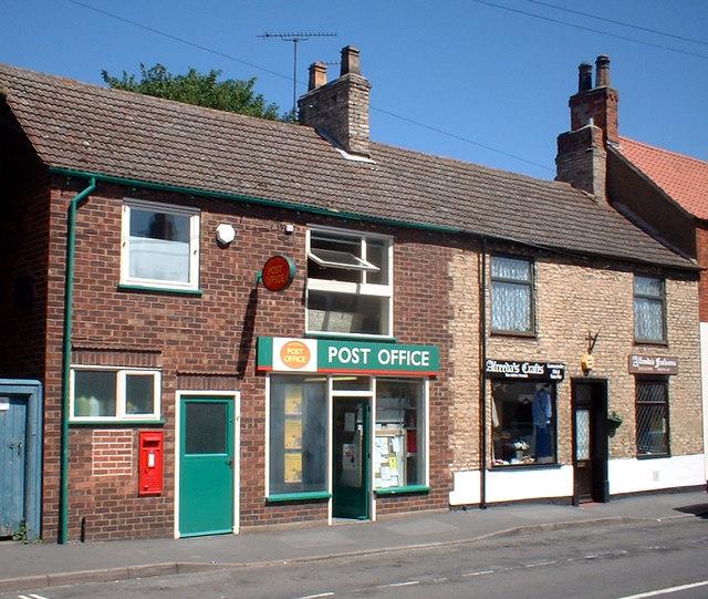 Winterton Post Office