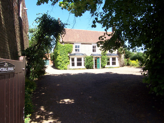 Central House, Winterton