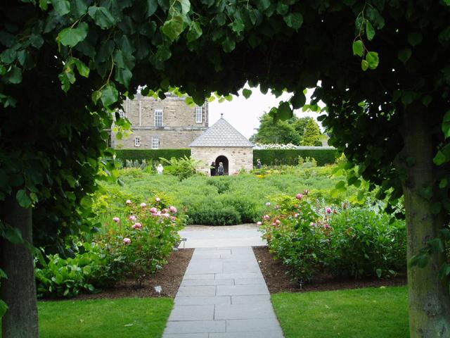 The Queen Mother's Memorial Garden, Royal Botanic Garden