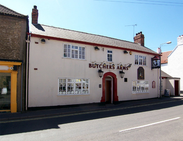 The Butchers Arms, Winterton