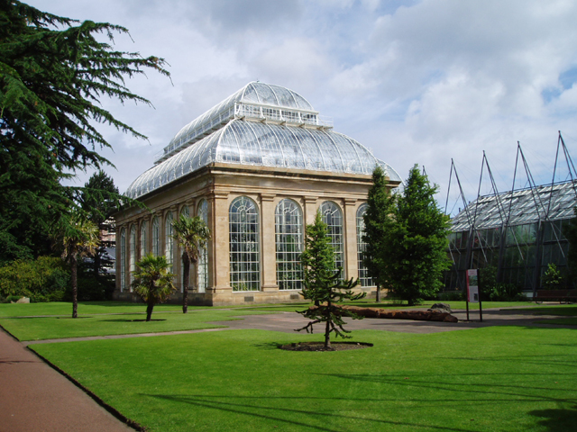 The Palm House, Royal Botanic Garden