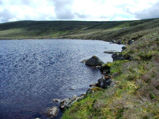 Loch nan Amhaichean