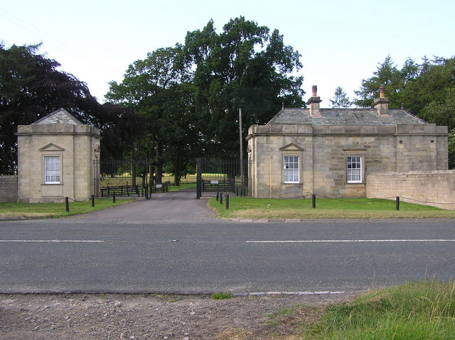 South Lodge : Streatlam Park