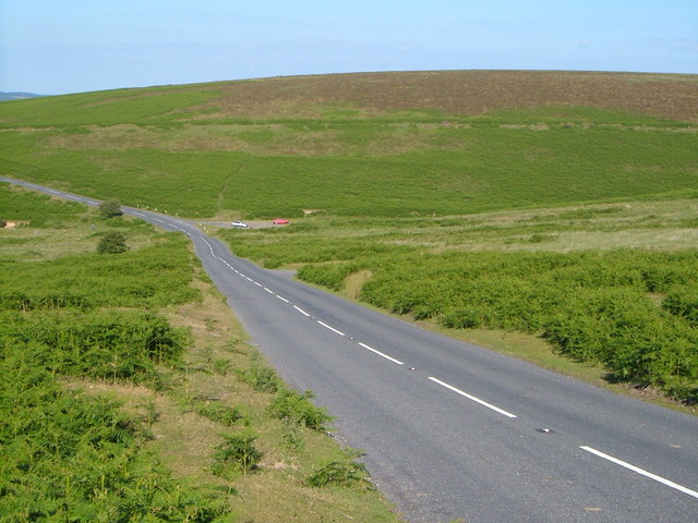 East Bovey valley on Dartmoor