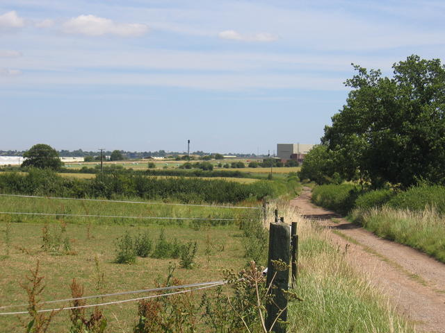 View from Walsgrave Hill