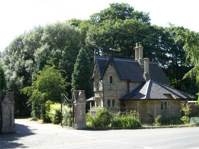 The Lodge at Great Moreton Hall