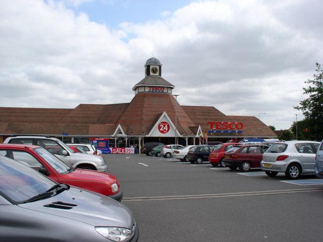 Tesco Store, Hereford