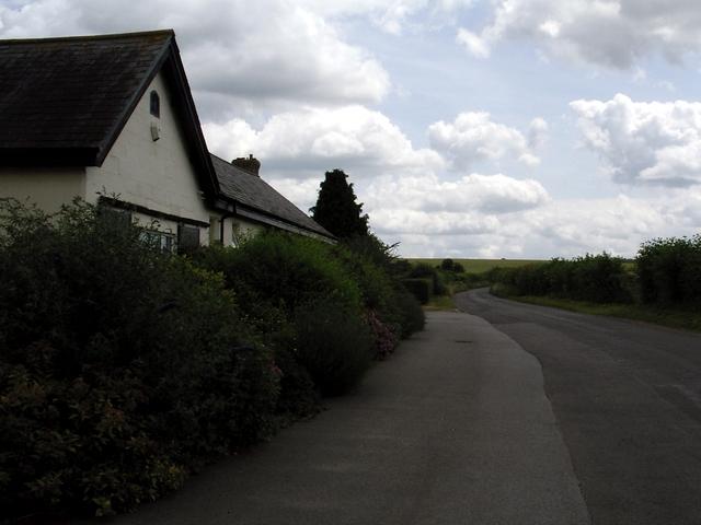 Buildings at Burcot Farm