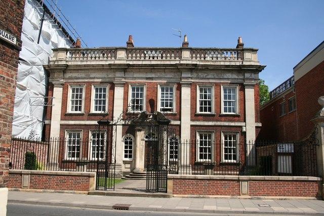 Fydell House
