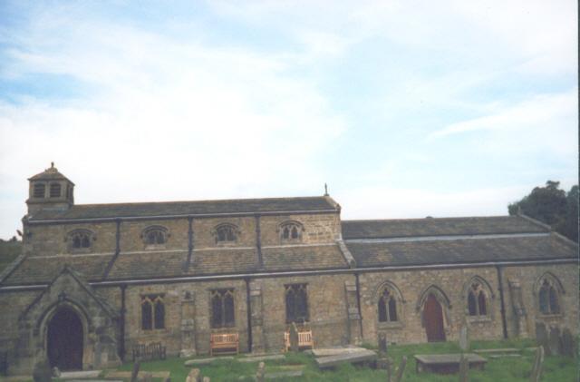 Linton parish church