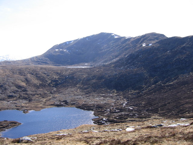 Peat Hags around Loch lol-ghaoith