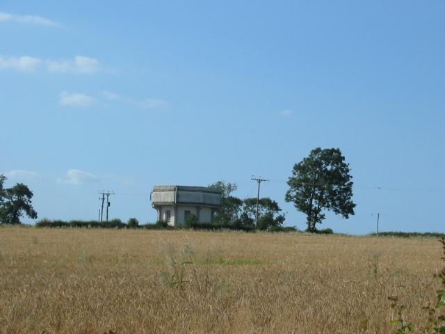 Water Tower near Harton