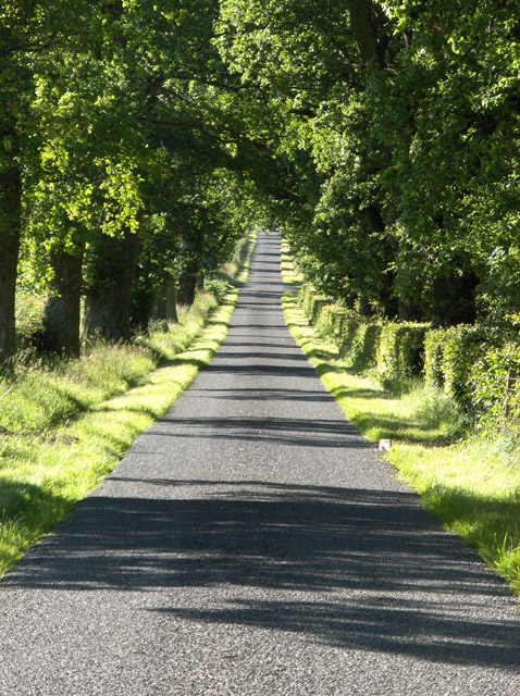 Road, Muirhead