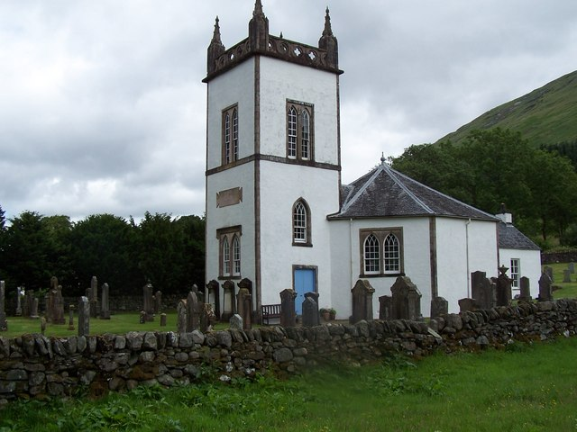 Cairndow, Kilmorich Church