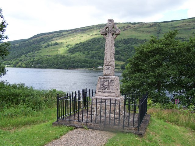 Cairndow, War Memorial