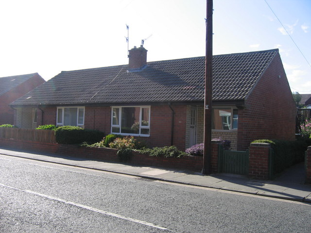 Bungalows on Gosforth Terrace