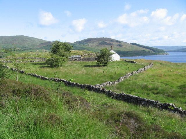 Starr by Loch Doon
