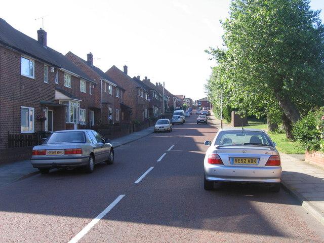 Rothbury Avenue