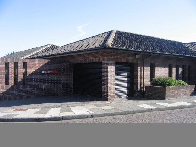 Pelaw Library