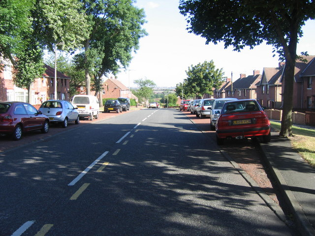 Fisherwell Road South