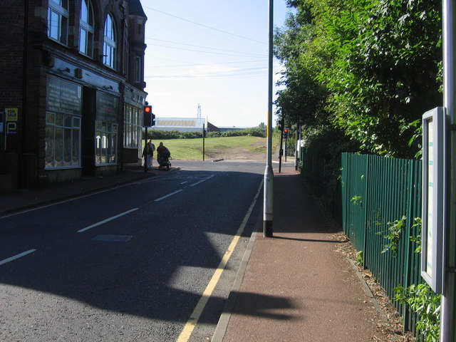 Station Road South