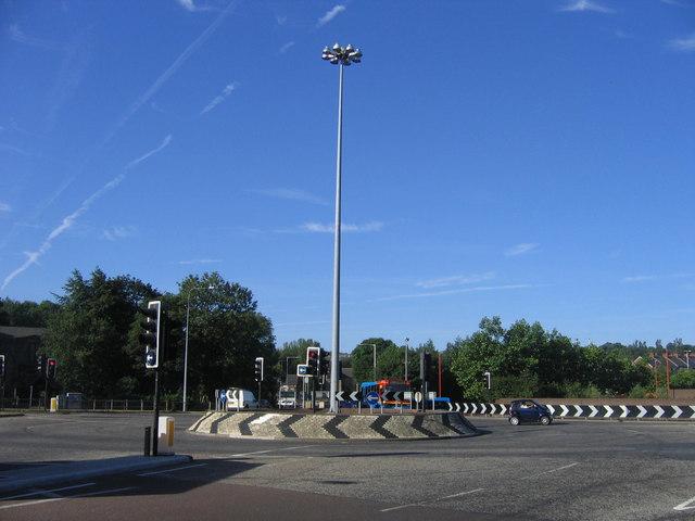 Heworth Roundabout