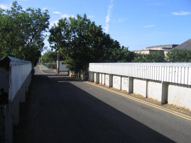 Kirkstone Road Railway Bridge