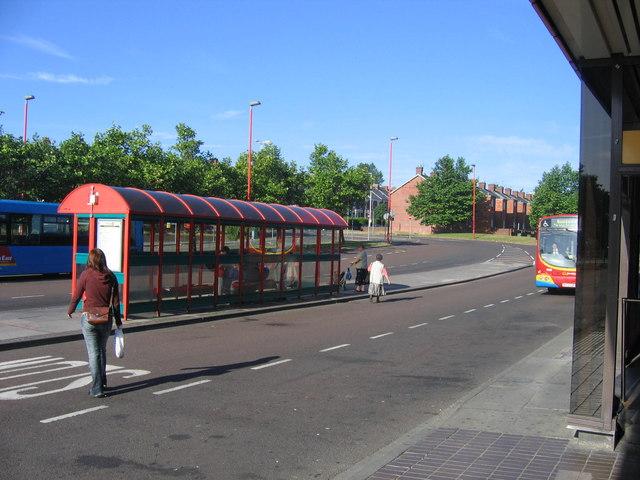 Heworth Bus Interchange
