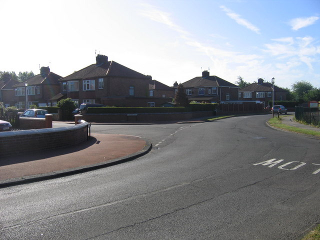 Kirkstone Road To Grasmere Avenue