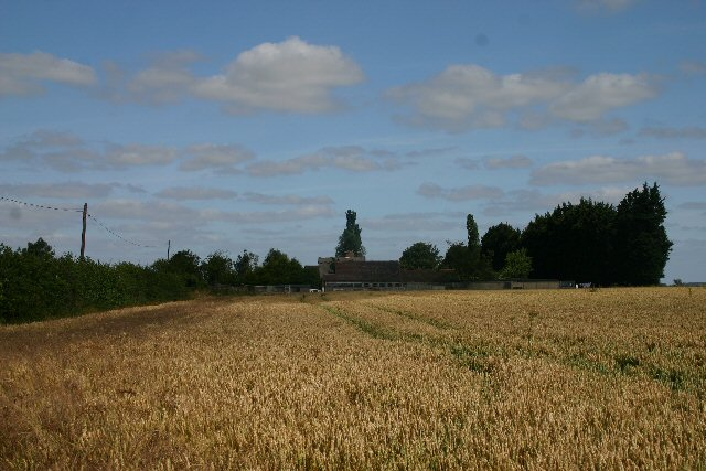 Edmund's Hill, Stradishall