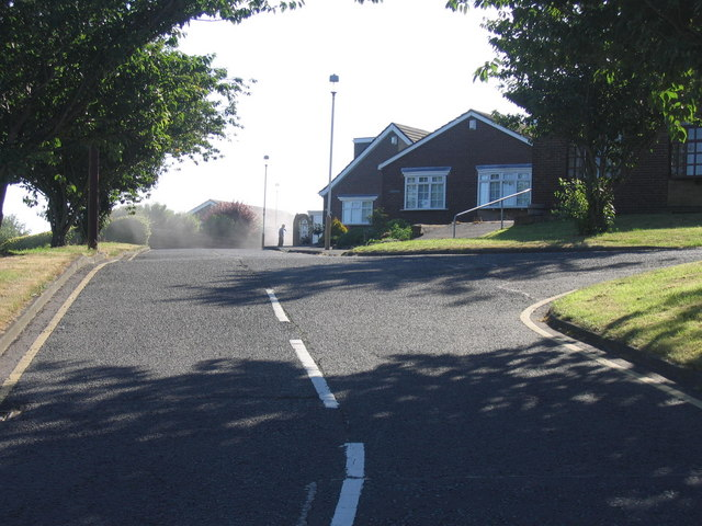 Nether Farm Road